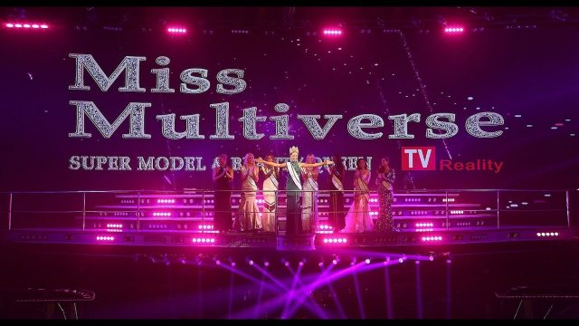 Siria Bojorquez wins the Miss Multiverse 2016 Crown