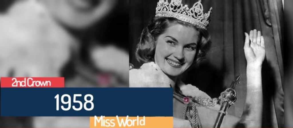 second crown miss world 1024x447 - Miss Universe Crown Evolution through the years